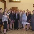On July 5, 2011 the International Youth Diplomacy League presented its ideas, put into shape during G8 & G20 Youth Summits, to the Aide to the President of the Russian Federation Arkady Dvorkovich